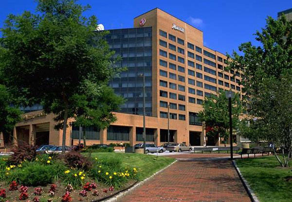 The Baltimore Marriott Inner Harbor At Camden Yards Is Nearing End Of A 3 7 Million