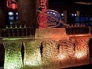 Gamblersat the Maryland Live! Casino weregreetedwith an ice martini bar Wednesday.