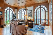 A family room located in the Friary on the Severn. The 23-acre Annapolis estate is on the market for $32 million.