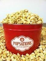 Gourmet popcorn maker's business expands