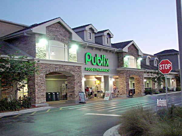 Publix is opening its first store in North Carolina.
