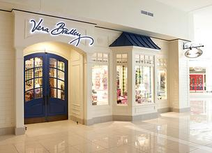 The 1,850-square-foot Vera Bradley at Towson Town Center will be the chain's fourth Maryland store when it debuts on the mall's second floor near Crate & Barrel in February.