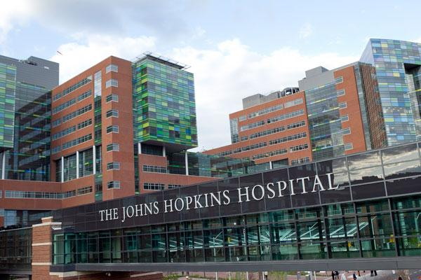 Johns Hopkins has won an $8.9 million research grant.