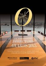Baltimore Business Journal Outstanding Directors Awards 2013