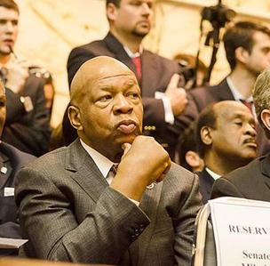 U.S. Rep. Elijah E. Cummings has served in Congress since 1996.