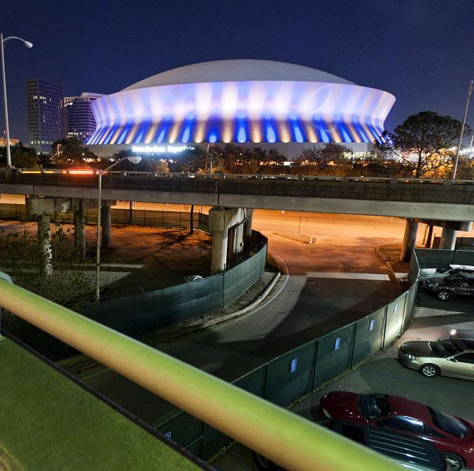 Sunday's Super Bowl XLVII at the Superdome in New Orleans is already raking in loads of cash.