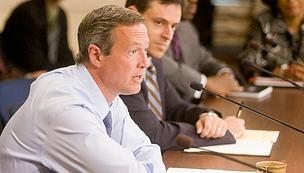 "Gov. Martin O'Malley says a new online tool will help to eliminate ""the administrative burden on businesses."""