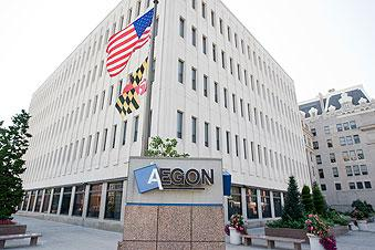 Chase Brexton is redeveloping the former Aegon building on Charles Street in Mount Vernon.