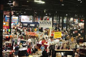 2011 National Sports Collector Convention in Chicago