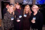 Cara Joyce, owner of Urban Pirates; Anna McNamera of Urban Pirates; Alison Krysiak of Tranquil Body Spa; Theresa Carson Schaeffer, Theresa Carson Jewelry.