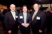 Roger Casey, president of McDaniel College; Mac Tisdale, city president, Greater Washington/Maryland for SunTrust Banks; Donald C. Fry, CEO of Greater Baltimore Committee.