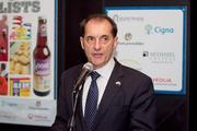 John C. Racanelli, CEO of the National Aquarium in Baltimore, site of the 2012 Book of Lists party.