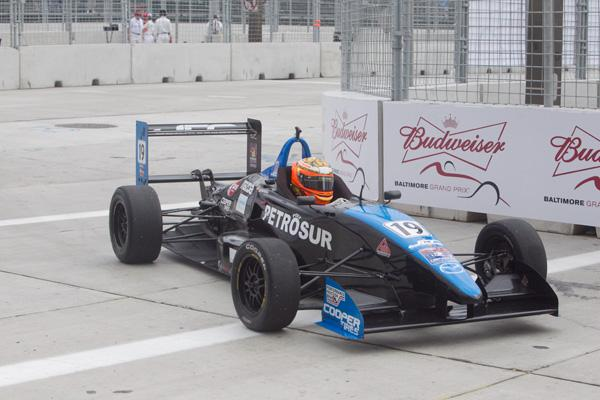 Baltimore Grand Prix organizers have been slapped with a state tax lien.