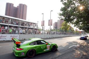 The American Le Mans Series race took over the streets of downtown Baltimore on Sept. 6.