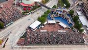 An estimated 150,000-plus fans attended the inaugural Baltimore Grand Prix in 2011.