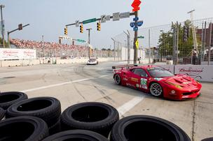 The American Le Mans Series race took over the streets of Baltimore on Sept. 3.