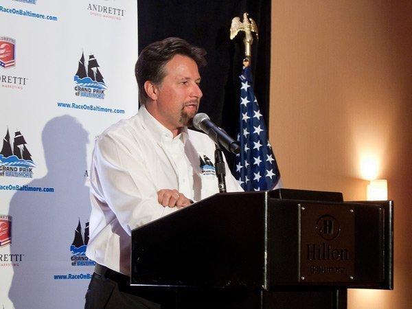 Michael Andretti, a former driver, leads Andretti Sports Marketing.