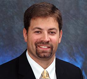 Brian White was named president of Northwest Hospital in 2011.