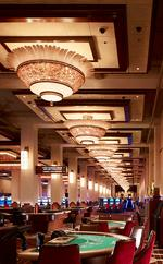 Cleveland casino swapping slots for more table games