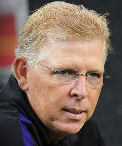 Cam Cameron has been dismissed as offensive coordinator of the Baltimore Ravens.