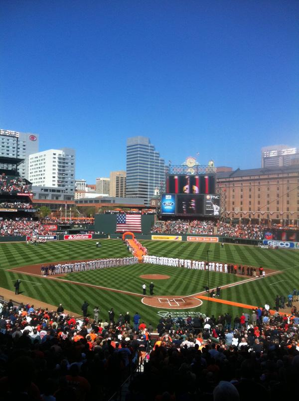 The Orioles announced they will not raise season-ticket prices for the 2013 season.