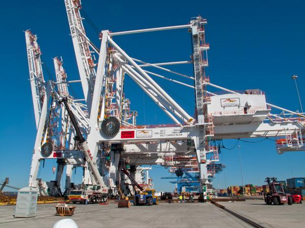 Ports America Chesapeake faces a lawsuit from Cropac Equipment Inc. in U.S. District Court.