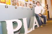 """No. 3 in the small business category: Planit   """"I love this business,"""" says Matt Doud, president of Planit."""