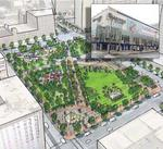 Arena, other Baltimore buildings could become parks under plan