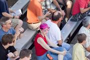 Fans began to trickle in Friday to the start of the Grand Prix of Baltimore.