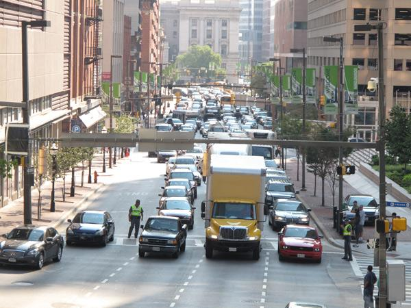 The cost of traffic and congestion in the Baltimore area is nearly $6.4 billion annually, according to a report released Thursday by AAA.