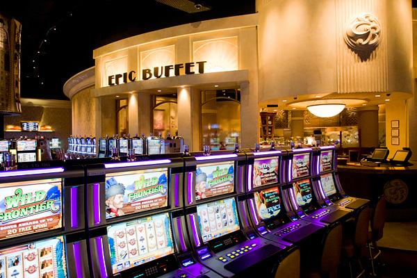 Hollywood Casino Perryville generated $9.8 million in January.