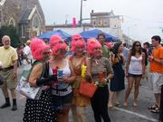 """HonFest, Charm City's annual festival celebrating cat eye glasses, beehive hairdos and the spirit of working women of """"Bawlmer,"""" will be held June 8-9 on the Avenue in Hampden."""