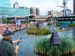 Baltimore unveils plan to make harbor swimmable, fishable by 2020