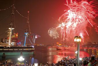 A number of options are available for folks looking to ring in the New Year in Baltimore.