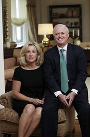 James and Hollis Forbes have donated $1 million to Loyola University Maryland.