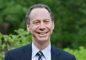 Jeffrey Aronson will become the next chair of the Johns Hopkins University board of trustees.