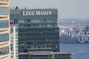 Shares of Legg Mason have rose 30.5 percent since Dec. 31 to $33.58.