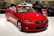 No. 24: Lexus IS. 2012 Massachusetts sales: 562. 2011 Massachusetts sales: 638.