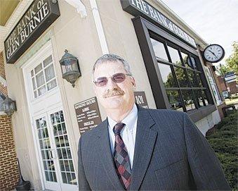 Michael G. Livingston heads $340 million-asset Glen Burnie Bancorp.