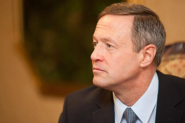 Gov. Martin O'Malley is leading a state delegation on a trade mission to Israel and Jordan.