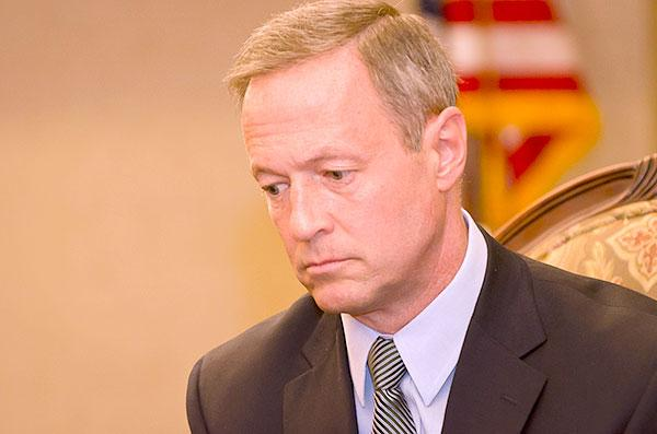 Gov. Martin O'Malley delivered his seventh State of the State address on Wednesday.