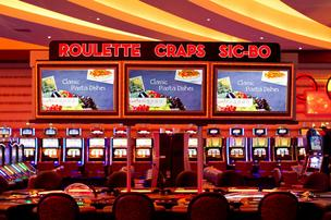 Maryland Live! will offer electronic versions of roulette and craps.
