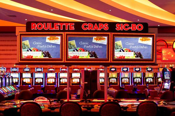 Maryland Live! Casino at Arundel Mills mall opened June 6. The gaming facility, with electronic table games and slot machines, is the state's largest casino.
