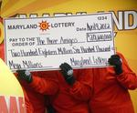 Maryland localities kept in dark on share of lottery jackpot tax