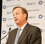 Constellation CEO <strong>Shattuck</strong> says renewable energy is key in merger review