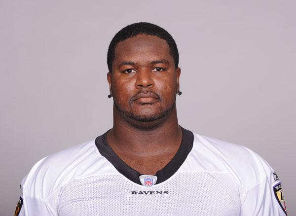 Ravens lineman Bryant McKinnie faces millions of dollars in lawsuits.