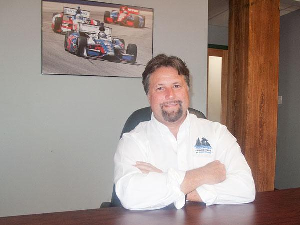Michael Andretti is leading a new group organizing the Grand Prix of Baltimore.