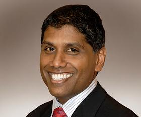 Dr. Mohan Suntha, University of Maryland, St. Joseph