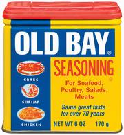 Or from Baytown to Old Bay (Seasoning) Town.