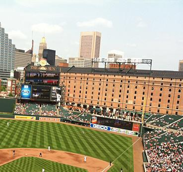 Organizers of the 2012 Grand Prix of Baltimore are taking office space in the historic Camden Yards Warehouse.